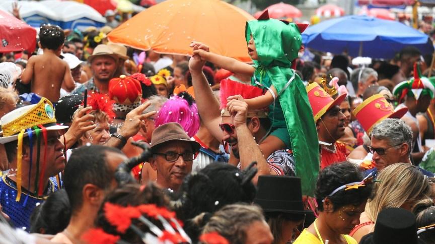 Carnaval no Rio de Janeiro - arquivo