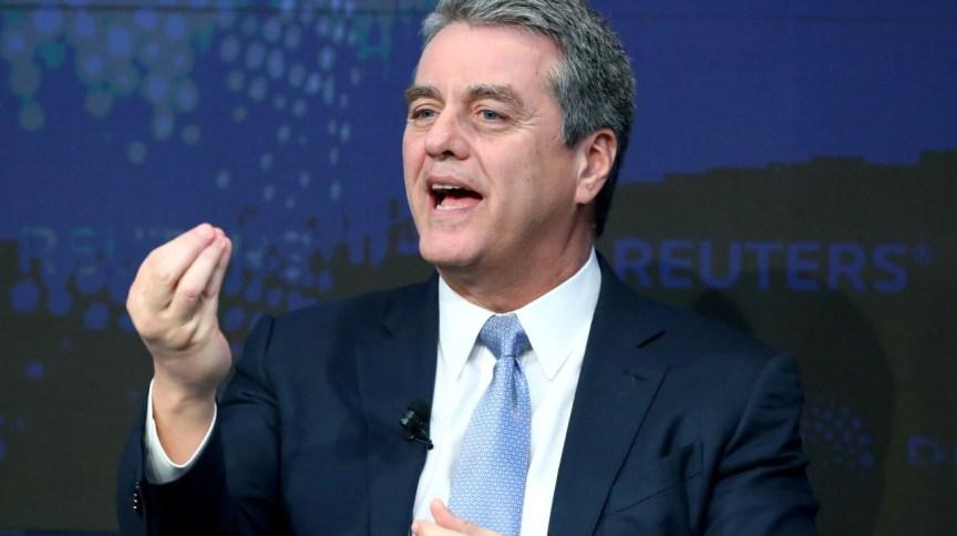 Roberto Azevêdo, diretor da Organização Mundial do Comércio (OMC)