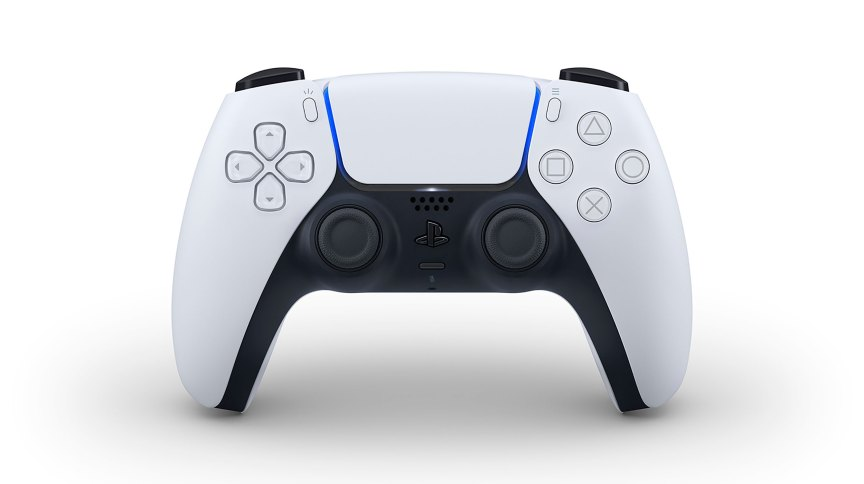 DualSense, controle do PlayStation 5, foi mostrado pela Sony pela primeira vez