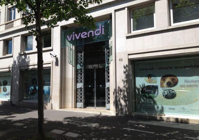 Sede da Vivendi
