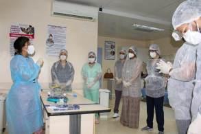 Governo do estado decidiu enviar profissionais de saúde às regiões de fronteira