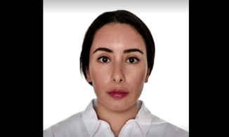 Princesa de Dubai disse em uma mensagem de vídeo enviada de um banheiro que está sendo mantida refém em uma vila fortificada