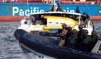 Suspeita veio à tona desde a apreensão de um veleiro carregado com 2,2 toneladas de cocaína