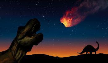 Grupo de pesquisadores de Harvard publicou estudo que apresenta nova hipótese para o fenômeno envolvido na extinção dos dinossauros há 66 milhões de anos