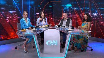 CNN Tonight, talk show apresentado por Mari Palma, Gabriela Prioli e Leandro Karnal, discute o que é comer bem. O papo é com a culinarista Bela Gil