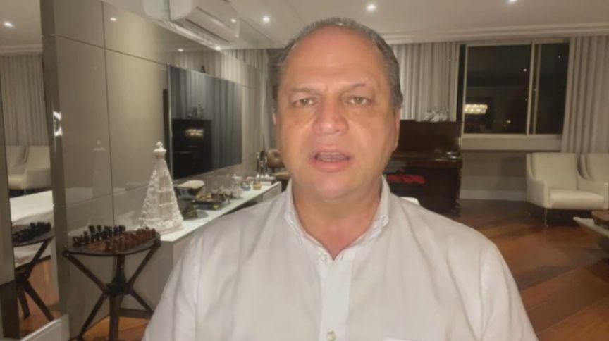 O líder do governo na Câmara, Ricardo Barros (PP-PR) (19.fev.2021)