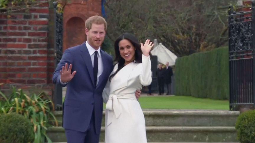 Harry e Meghan se desvinculam da monarquia britânica (20 fev 2021)