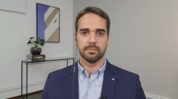 Alessandro Vieira retirou convocação porque gestão de Eduardo Leite não foi alvo da Polícia Federal