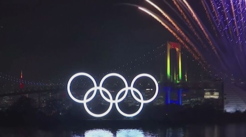 Jogos Olímpicos em Tóquio (23.fev.2021)