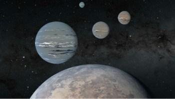 Adolescentes descobriram quatro novos planetas fora do sistema solar e escreveram um artigo revisado pelos pares- tudo antes de terminarem o ensino médio