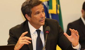 Entre os presentes, estavam os ministros Fábio Faria (Comunicações), Wagner Rosário (CGU) e Tarcísio de Freiras (Infraestrutura)