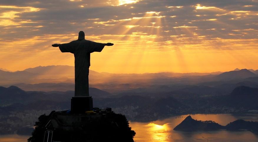 Cristo Redentor será o local da primeira vacinação contra Covid-19 no Rio de Janeiro