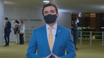 Em entrevista à CNN, deputado Celso Sabino negou pressa do Congresso em aprovação do projeto e explicou velocidade de tramitação