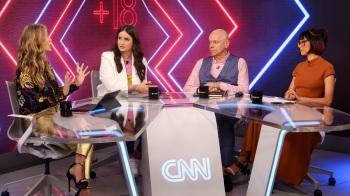 CNN Tonight, talk show apresentado por Mari Palma, Gabriela Prioli e Leandro Karnal, discute pornografia. O papo é com Rita Wu, designer e arquiteta