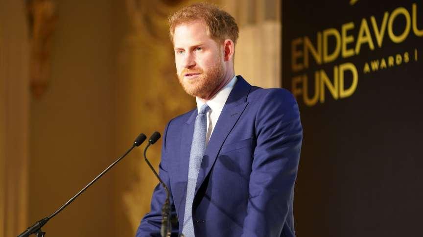 Príncipe Harry em Londres