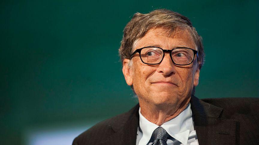 Para Gates, duas coisas fazem um bom líder