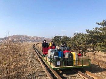Oito funcionários da embaixada da Rússia em Pyongyang passaram por jornada de mais de 34 horas, em viagem de trem e ônibus, em razão do bloqueio fronteiriço