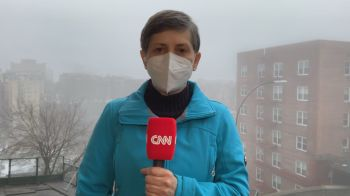 'Foi um momento bacana e que dá esperança na gente, de poder virar a página dessa pandemia', relata Heloisa