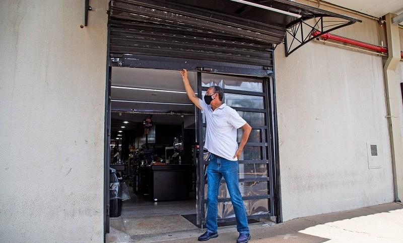 Comércio não essencial terá restrições na fase laranja do Plano São Paulo