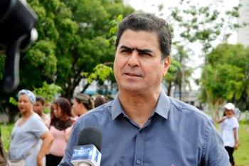 Em entrevista à CNN, o prefeito Emanuel Pinheiro (MDB) disse que a decisão foi de âmbito federal e estadual