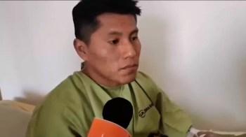 Erwin Tumiri, um dos 6 sobreviventes do voo que matou grande parte do elenco da equipe catarinense, estava em veículo que caiu em penhasco de 150m na Bolívia