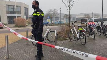 Em fevereiro, a polícia também registrou ataque a um centro para testes do novo coronavírus em Amsterdã