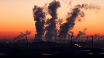 Emissões de gases afetam o meio ambiente e impactam diretamente nas mudanças climáticas