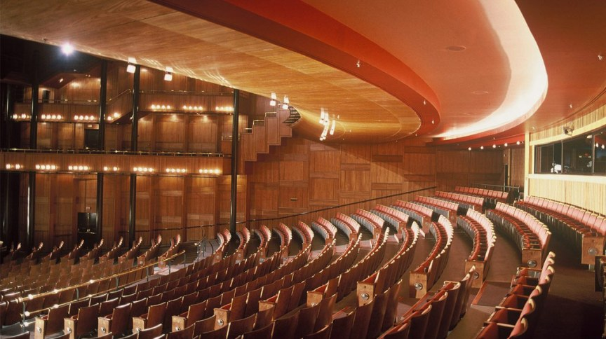 Plateia do Teatro Alfa, na Zona Sul de São Paulo