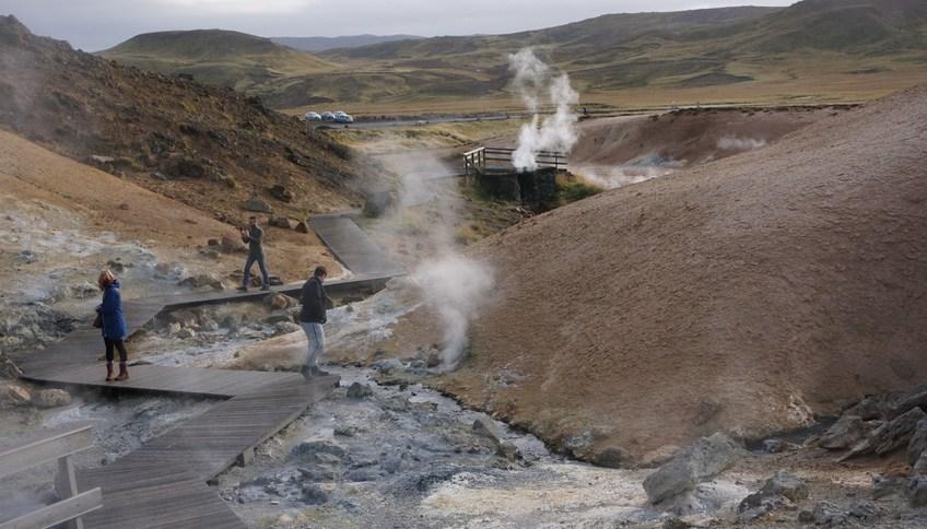 Região da península de Reykjanes, Islândia