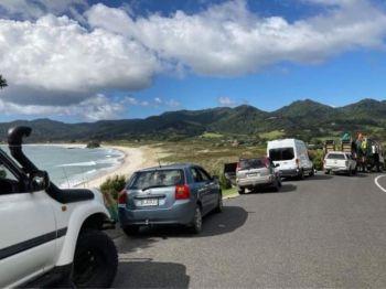 O país chegou a suspender os protocolos da Covid e pedir para as pessoas saírem de casa por conta de um possível tsunami