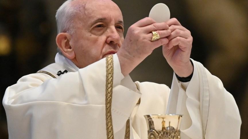 Papa Francisco: 'Indiferença, egoísmo, divisão e esquecimento são palavras que devem ser banidas'