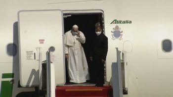 Diálogo inter-religioso é tema central da primeira visita de um chefe da Igreja Católica ao país; agenda prevê visita a locais atacados pelo Estado Islâmico