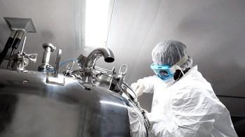 Em laboratório, produto diminuiu a carga viral e resultou em uma melhora na estrutura pulmonar de ratos