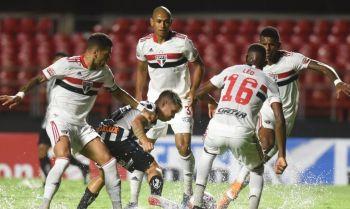 Foi a segunda vitória do Tricolor, que lidera o Grupo B com sete pontos