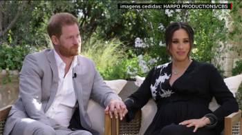 Em entrevista à apresentadora Oprah Winfrey, ele revelou que o príncipe Charles deixou de atender suas ligações após anúncio de que deixaria a realeza britânica