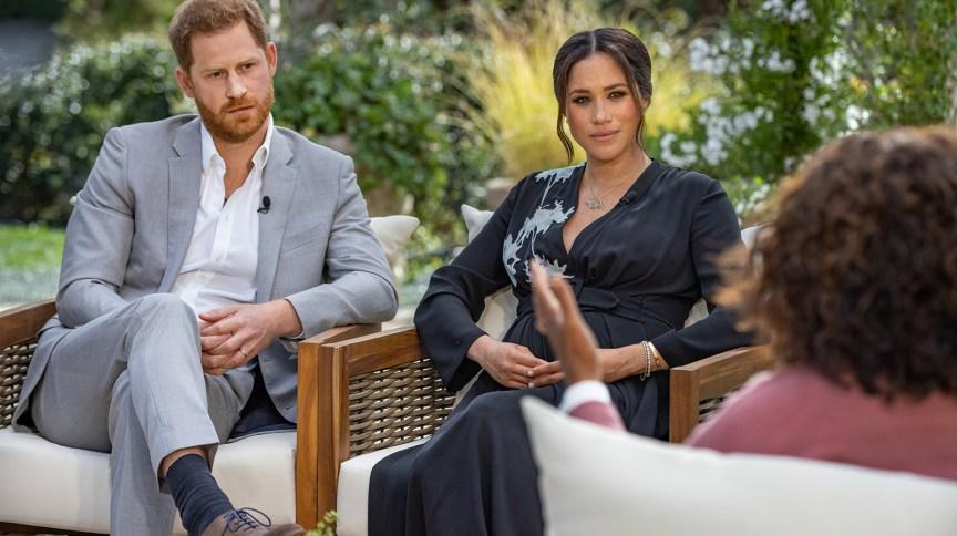 Príncipe Harry e Meghan Markle são entrevistados por Oprah Winfrey