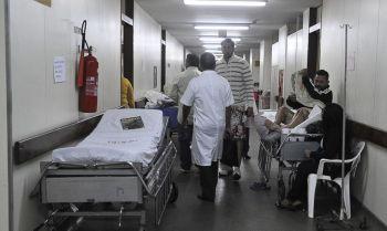 Último leito disponível pertence ao Hospital da Polícia, que também atende civis
