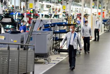 A montadora alemã também confirmou sua perspectiva para 2021, esperando que os negócios se recuperem significativamente em relação ao ano passado