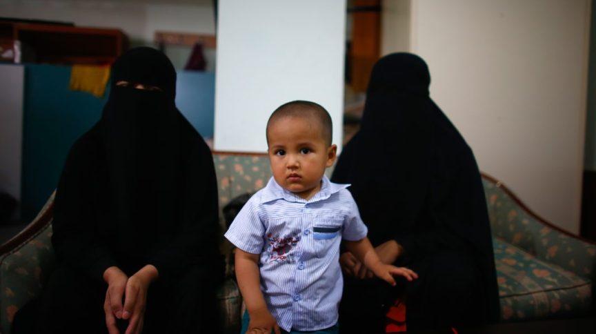 Refugiados uigures em Instambul