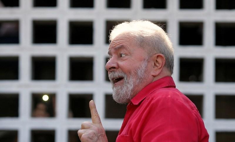 Ex-presidente Lula em São Bernardo do Campo