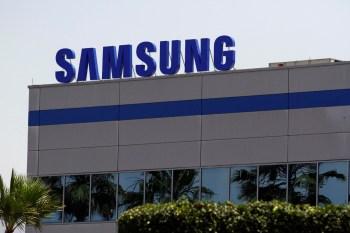 As ações da Samsung chegaram a ter alta de 8,6%, em comparação com aumento de 3,9% no índice de referência