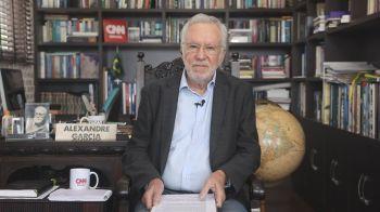 No quadro Liberdade de Opinião desta quarta-feira (10), o jornalista comenta o levantamento da CNN sobre as eleições presidenciais de 2022