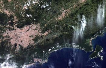 Estrutura foi lançada no final de fevereiro e deve, entre outras coisas, ajudar a monitorar o desmatamento no Brasil