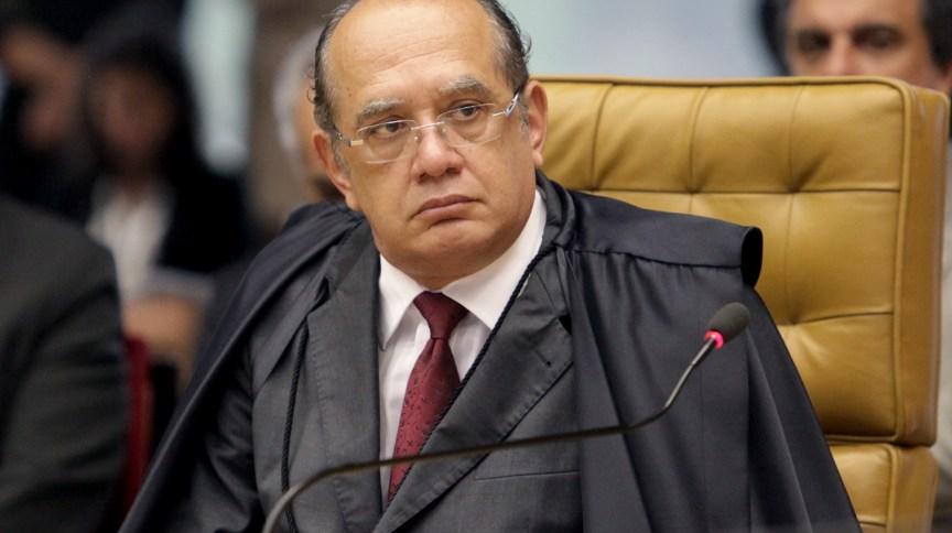 Gilmar Mendes, ministro do STF (Supremo Tribunal Federal)