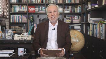 No quadro Liberdade de Opinião desta quinta-feira (11), o jornalista falou sobre o discurso do ex-presidente e avaliou o cenário político para 2022