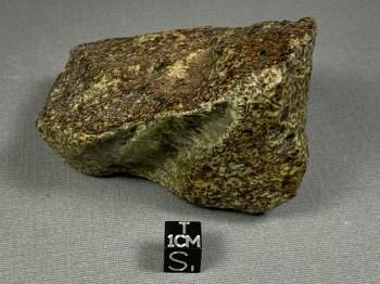 Material descoberto em mar de areia no sul da Argélia teria feito parte de um planeta que estava em formação