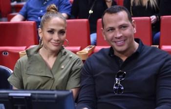 Cantora e ex-jogador de beisebol ficaram noivos em 2019