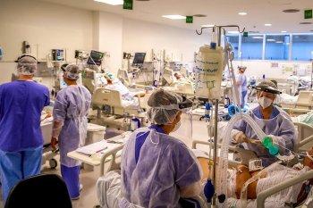 Taxa de ocupação dos leitos do CTI é de 132% no hospital