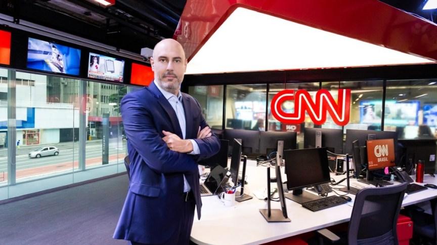 Douglas Tavolaro, CEO e sócio-fundador da CNN Brasil