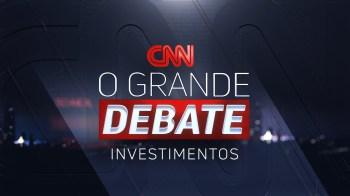 Debate da CNN recebe Marco Harbich, gerente de Gestão da Órama Investimentos, e Jefferson Laatus, estrategista-chefe do Grupo Laatus